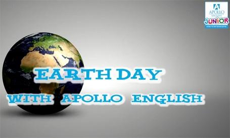 Tìm hiểu về Ngày Trái Đất cùng Apollo English