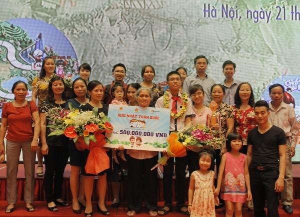 Đại gia đình quán quân Chinh Phục Vũ Môn mùa thứ nhất
