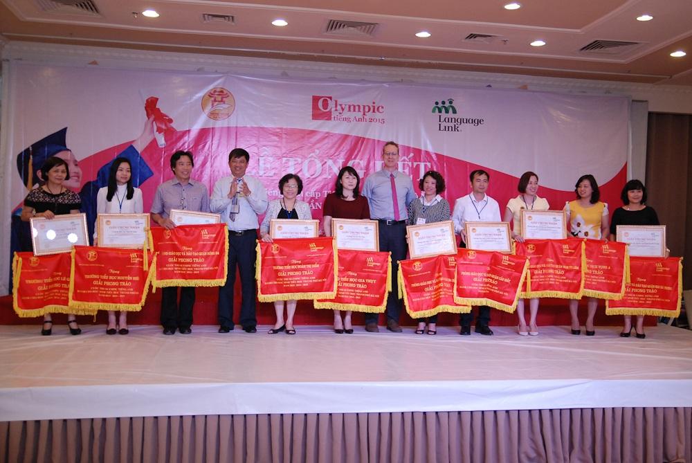 Ông Gavan Iacono – Tổng Giám đốc Language Link Việt Nam chia sẻ: