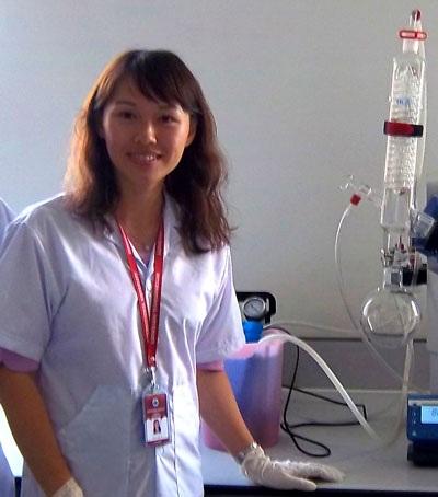 PGS-TS Lê Thị Lý
