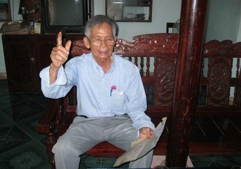 Ông Chu Cấp kể về những ngày bị giam cầm ở Côn Đảo