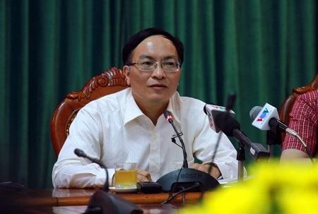 Ông Phạm Văn Đại - Phó giám đốc Sở GD-ĐT Hà Nội