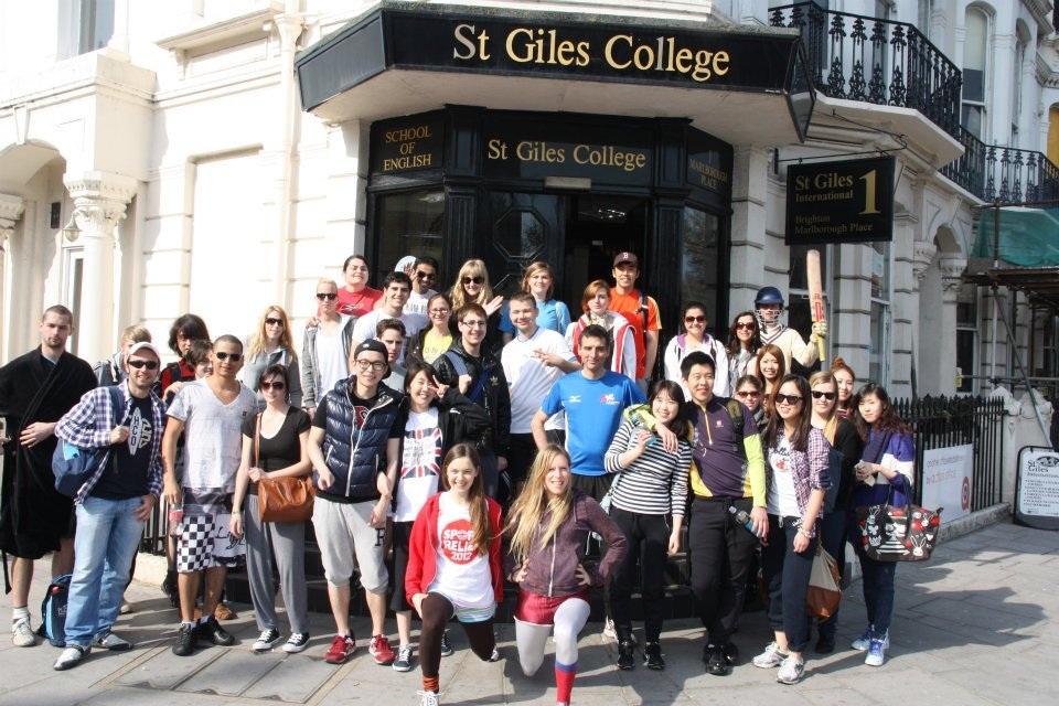 Văn phòng St. Giles International tại SanFrancisco, California, Mỹ
