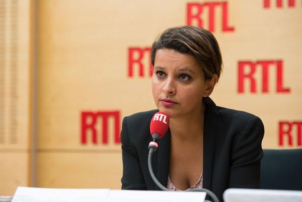 Bộ trưởng Giáo dục Pháp Najat Vallaud-Belkacem