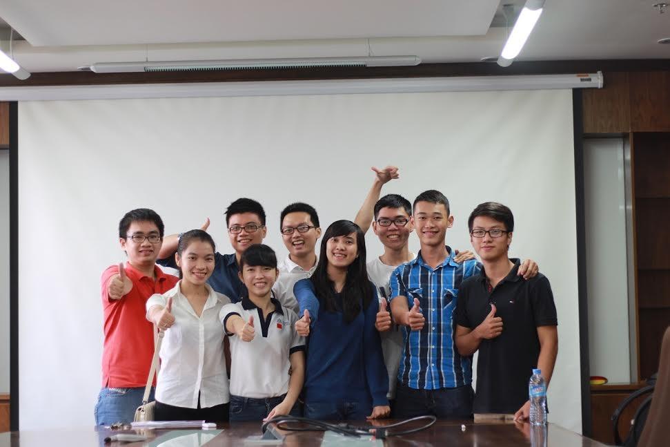 Sinh viên ngành Toán ứng dụng - ĐH Hoa Sen