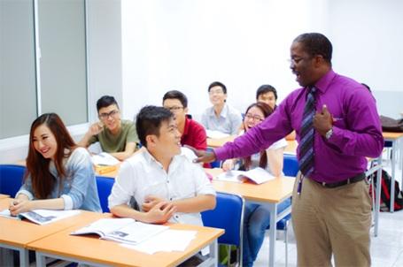 Nắm bắt cơ hội thực hành kỹ năng tiếng Anh trong môi trường chuẩn quốc tế