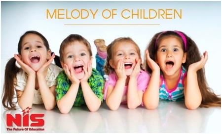 """Những điểm ưu việt của chương trình """"Melody of Children"""":"""