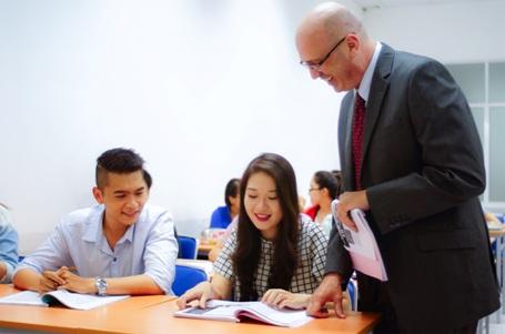 Chương trình đào tạo của UEF đề cao tính tương tác