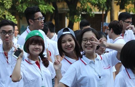 Sinh viên IBD tham gia hoạt động định hướng đầu khóa học