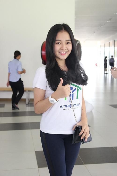 Nữ diễn viên trẻ Tam Triều Dâng