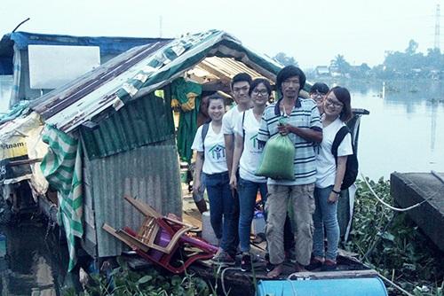 Đây là một hoạt động có ý nghĩa nhằm giúp đỡ những gia đình nghèo khó tại TP.HCM