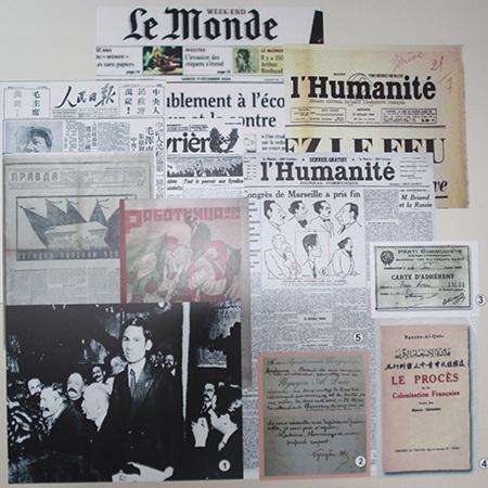 Lần đầu giới thiệu nhiều tư liệu có giá trị lịch sử đặc biệt về Chủ tịch Hồ Chí Minh