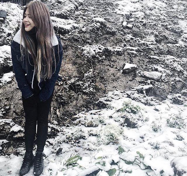 Sa Pa là một trong những nơi ngắm tuyết rơi đẹp nhất ở Việt Nam. Ảnh: punmilkkk