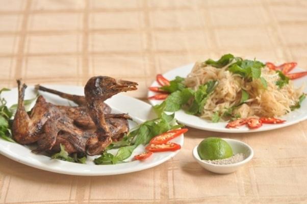Các thực khách sành ăn đánh giá thịt cúm núm rất cao về độ thơm, mềm, ngọt