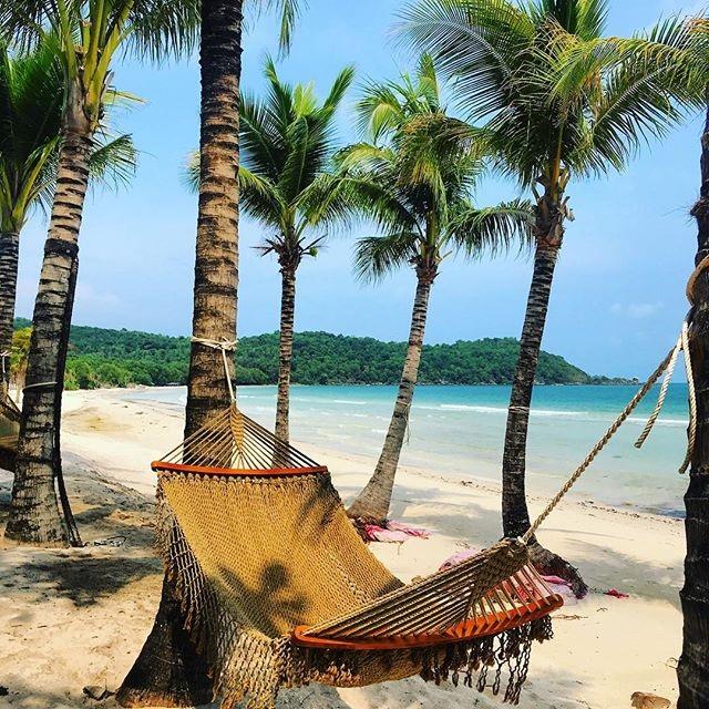 Nơi nghỉ dưỡng yên bình và thư giãn. (Ảnh: lydsy)