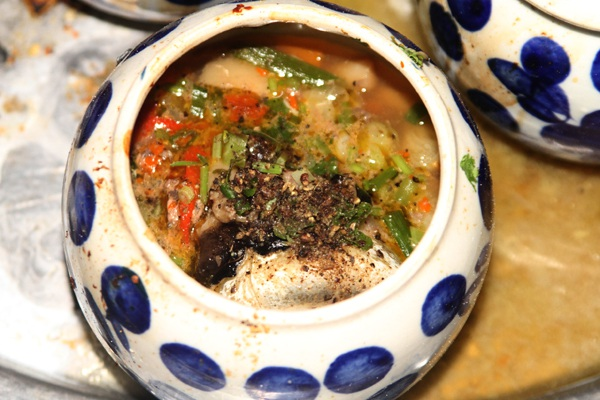 Món ăn có hương vị khó quên, khiến bất cứ thực khách nào cũng phải vấn vương.