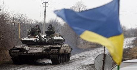 Mỹ áp dụng chính sách ngoại giao kiểu cường quyền để phản ứng với khủng hoảng Ukraine.