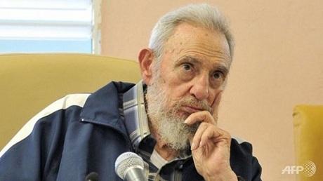 Cựu Chủ tịch Cuba Fidel Castro. (Ảnh: