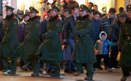 Hơn 350 đảng viên tại khu tự trị Tân Cương đã bị điều tra. (Ảnh:
