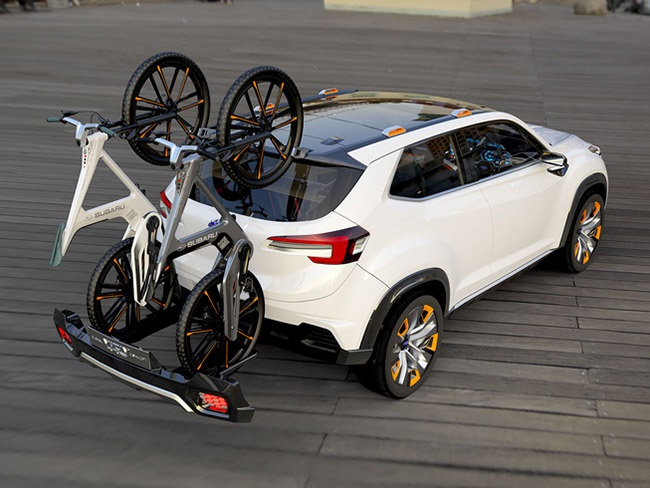 Subaru hiện thực hóa Viziv concept - 3