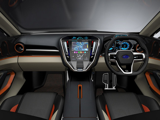 Subaru hiện thực hóa Viziv concept - 8