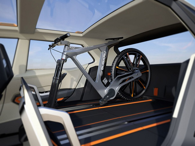 Subaru hiện thực hóa Viziv concept - 9