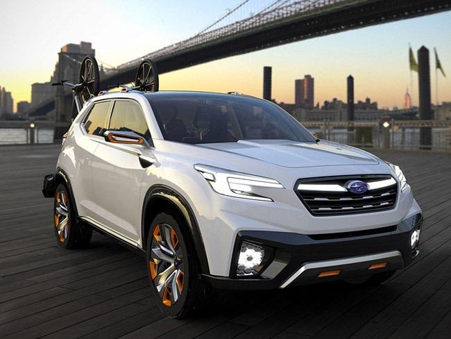 Subaru hiện thực hóa Viziv concept - 4
