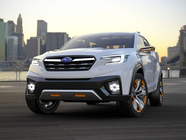 Subaru hiện thực hóa Viziv concept - 7