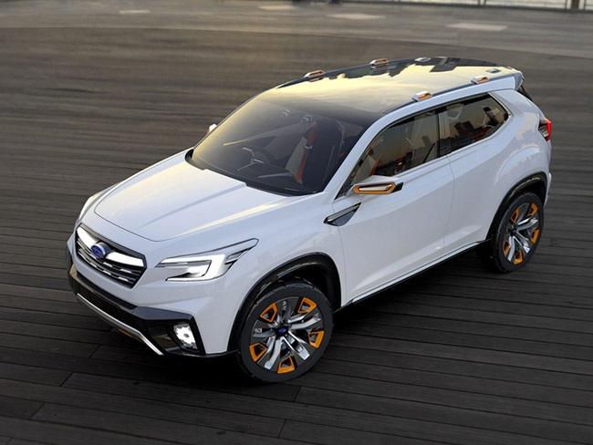 Subaru hiện thực hóa Viziv concept - 5