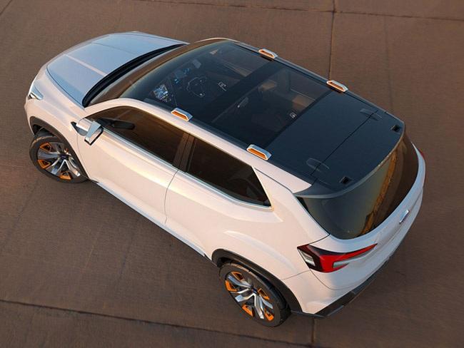 Subaru hiện thực hóa Viziv concept - 6
