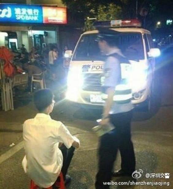 Hình phạt mới dành cho việc dùng đèn pha trong thành phố - 3