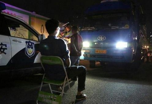 Hình phạt mới dành cho việc dùng đèn pha trong thành phố - 1