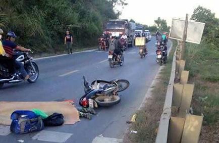 Tại nạn thương tâm của một bạn trẻ chiều 13/11/2016 trên dốc Cun - Hòa Bình. Cứ mỗi dịp mùa thu hàng năm, lại xuất hiện khá nhiều thông tin về các vụ tai nạn liên quan đến các bạn trẻ đi chơi miền núi.