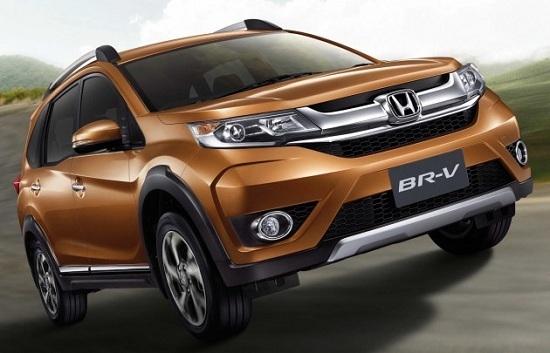 Honda bắt đầu bán crossover BR-V tại Malaysia - 3