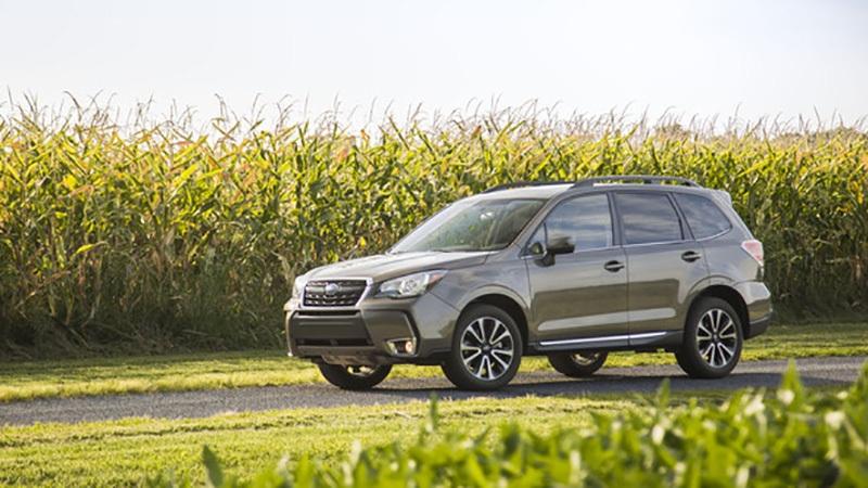 4. Subaru: Một sự khác ngạc nhiên lớn khi thương hiệu ôtô Nhật Bản này có vị trí khá cao đối với người tiêu dùng Mỹ; vận hành linh hoạt, trang bị an toàn phong phú cùng sức mạnh đáng nể... với nhiều người, đây mới chính là niềm tự hào của nền công nghiệp ôtô Nhật Bản.