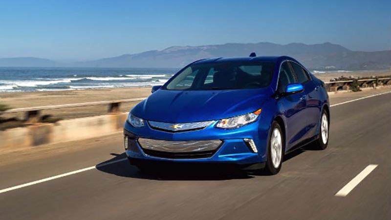 9. Chevrolet: Không có nhiều khác biệt để chỉ ra chính xác sự hài lòng của khách hàng đối với mẫu xe nào của Chevrolet nhưng dường như kết quả này đến từ sự thành công của Silverado, Colorado và cả mẫu xe điện Volt PHEV.