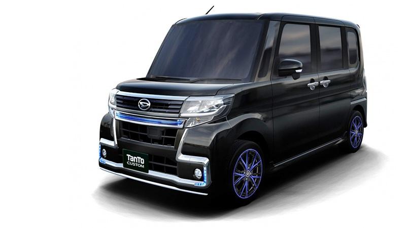 """Daihatsu """"chơi sang"""" với 11 mẫu xe độ hướng tới Tokyo Auto Salon - 3"""