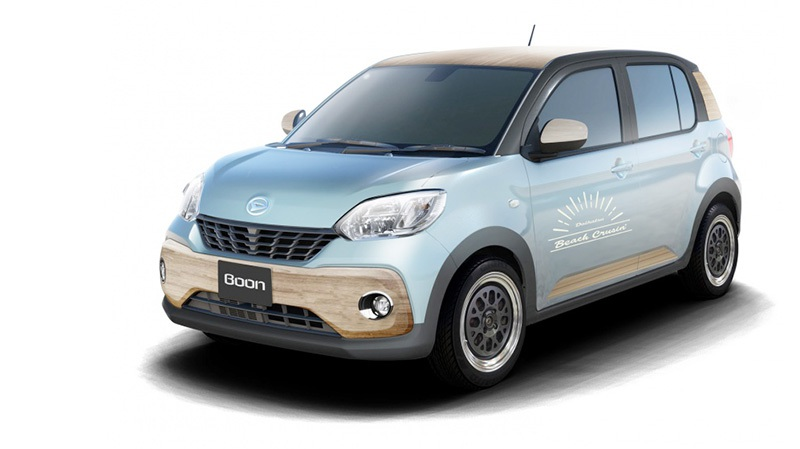 """Daihatsu """"chơi sang"""" với 11 mẫu xe độ hướng tới Tokyo Auto Salon - 9"""