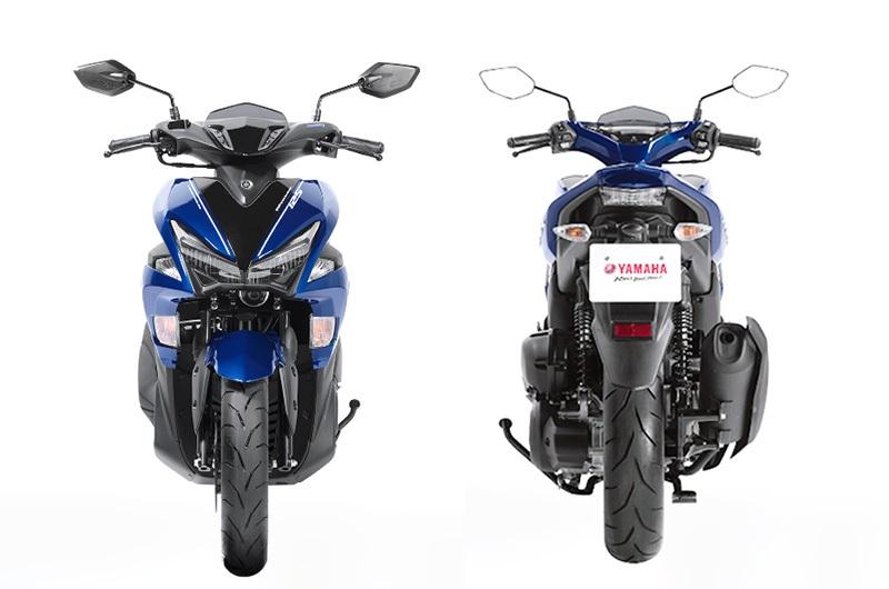 Yamaha NVX có thêm phiên bản 125cc - 2