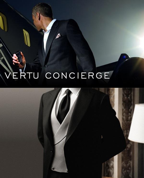 Hình minh hoạ trang chủ Vertu Concierge main