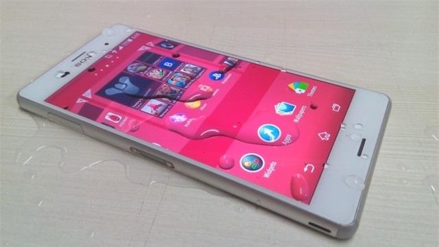 Những smartphone chống nước hàng đầu hiện nay