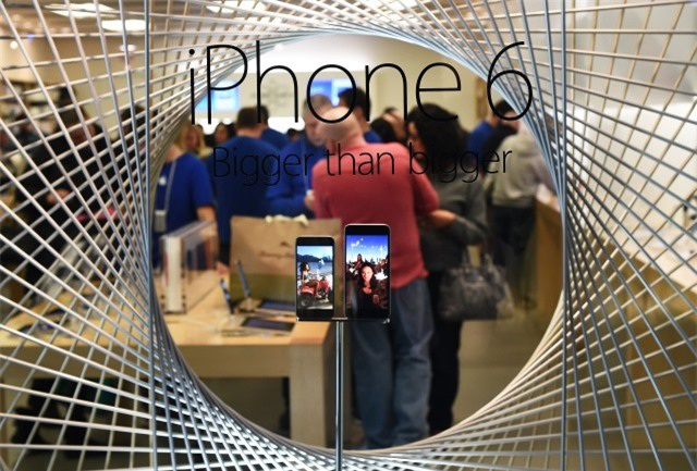 Điểm lại 6 sự kiện thu hút giới truyền thông của Apple trong năm 2014