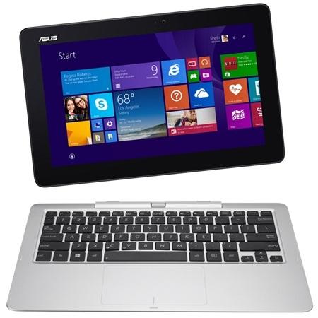 Người dùng T200 tận hưởng tối đa Windows 8 với màn hình cảm ứng