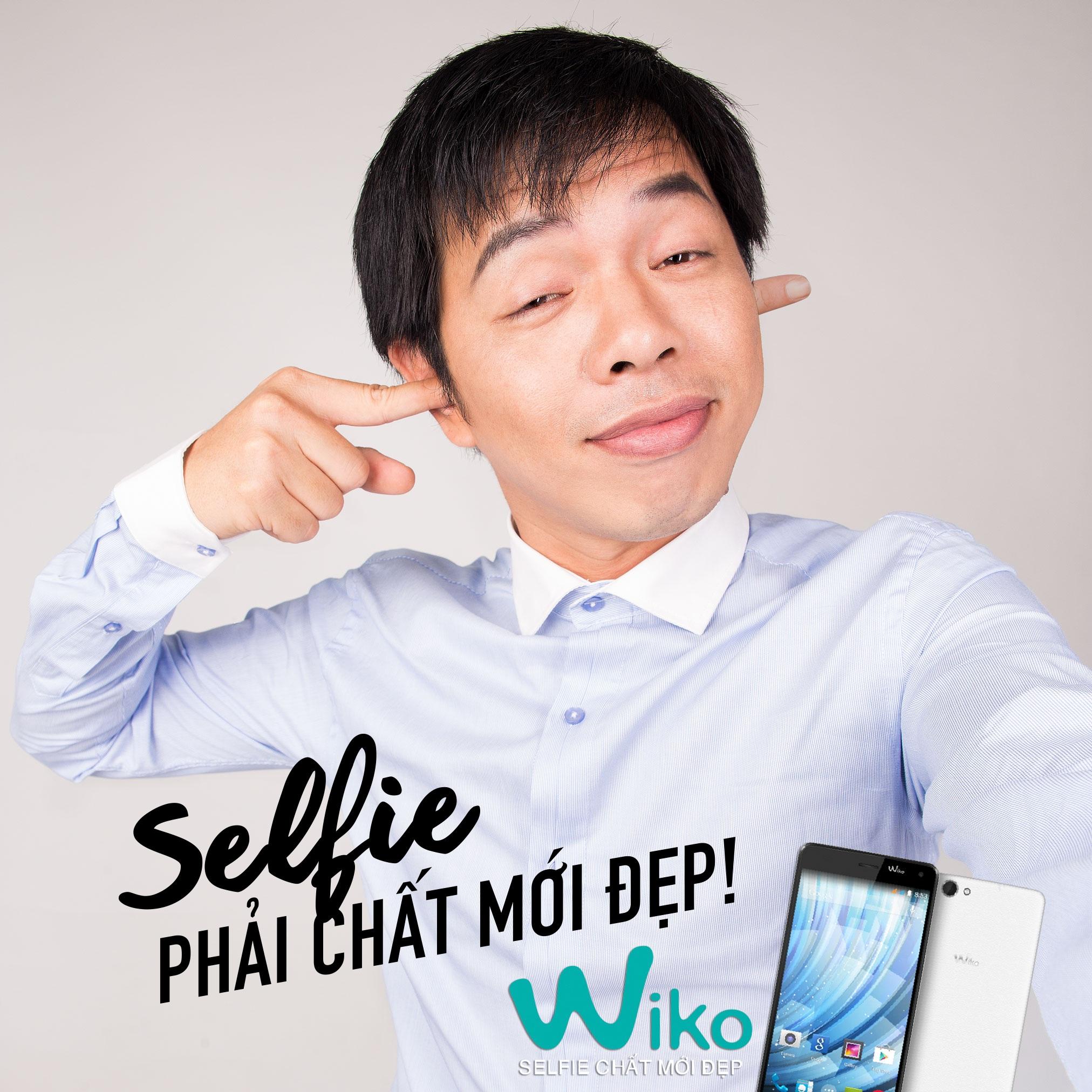 """Chụp selfie phải """"độc, chất và cá tính""""."""