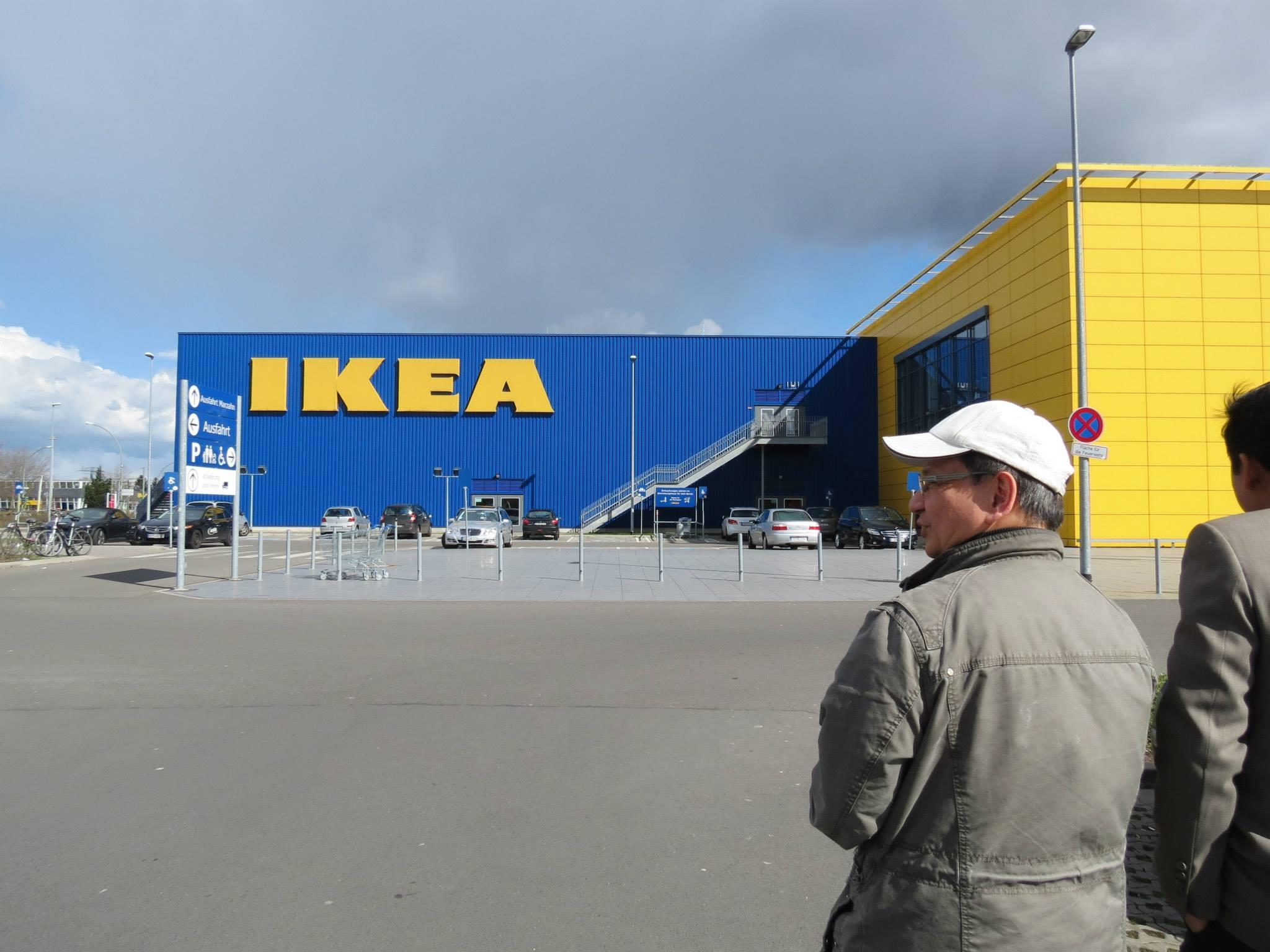 Chuyện xảy ra tại siêu thị IKEA