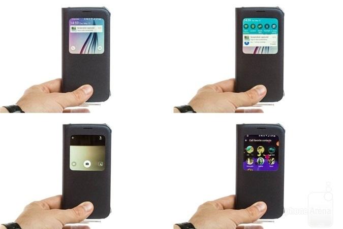 5 tính năng ẩn có thể bạn chưa biết trên Samsung Galaxy S6