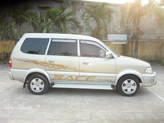 Xe Zace rất được ưa chuộng tại Việt Nam (ảnh minh họa).