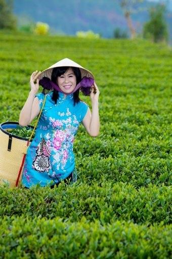 Nữ doanh nhân Hà Linh trước khi bị sát hại ở Trung Quốc