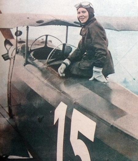 Anna Fisher, người phụ nữ đầu tiên được ra ngoài vũ trụ. (Ảnh chụp những năm 1980)