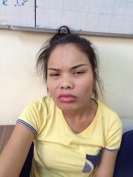 Nghi can Nguyễn Thị Thùy Linh